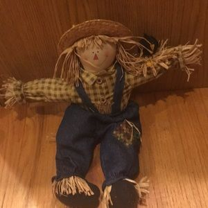 Other - Mr scarecrow decoration ready for a new home